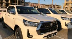 Toyota Hilux 2021 года за 21 300 000 тг. в Атырау