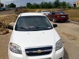 Chevrolet Aveo 2007 года за 1 500 000 тг. в Алматы