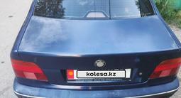 BMW 528 1998 года за 1 450 000 тг. в Алматы – фото 3