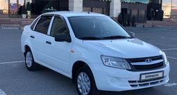 ВАЗ (Lada) Granta 2190 (седан) 2014 года за 2 500 000 тг. в Караганда – фото 4