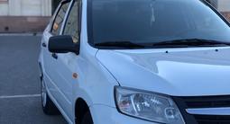 ВАЗ (Lada) Granta 2190 (седан) 2014 года за 2 500 000 тг. в Караганда – фото 5