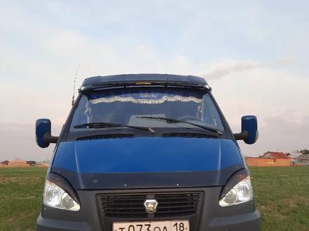 ГАЗ  Газель 330227 2004 года за 2 650 000 тг. в Шымкент