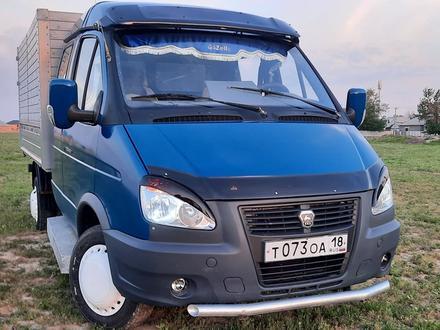 ГАЗ  Газель 330227 2004 года за 2 650 000 тг. в Шымкент – фото 12
