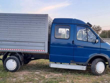 ГАЗ  Газель 330227 2004 года за 2 650 000 тг. в Шымкент – фото 15