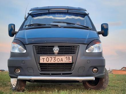 ГАЗ  Газель 330227 2004 года за 2 650 000 тг. в Шымкент – фото 17
