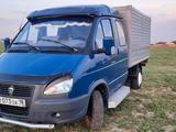 ГАЗ  Газель 330227 2004 года за 2 650 000 тг. в Шымкент – фото 3