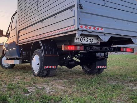 ГАЗ  Газель 330227 2004 года за 2 650 000 тг. в Шымкент – фото 5