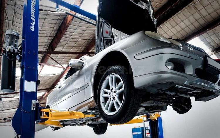 Реставрация рулевой рейки, замена гур, насосов, ремонт ходовки в Алматы