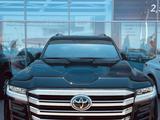 Toyota Land Cruiser 2021 года за 62 000 000 тг. в Алматы