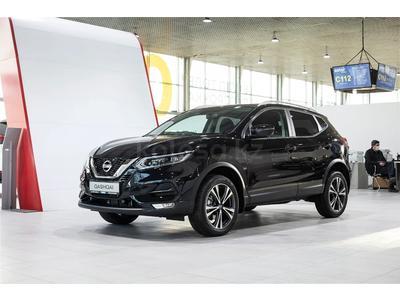 Nissan Qashqai XE 1.2 CVT 2WD 2021 года за 10 813 760 тг. в Алматы
