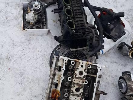 Двигатель на запчасти шкода октавиа а7 1.4 турбо chp 140… за 100 000 тг. в Костанай – фото 2