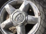 Диски с резиной на Hyundai Starex за 80 000 тг. в Шымкент – фото 2