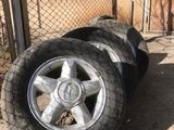 Диски с резиной на Hyundai Starex за 80 000 тг. в Шымкент – фото 5