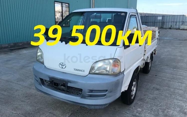 Двигатель Toyota TOWN ACE KM80 7k-E за 530 706 тг. в Алматы
