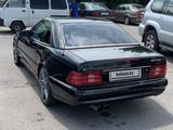 Mercedes-Benz SL 500 1996 года за 6 200 000 тг. в Алматы – фото 3