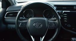 Toyota Camry 2019 года за 13 000 000 тг. в Тараз – фото 4