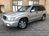 Subaru Forester 2001 года за 3 400 000 тг. в Шымкент – фото 3