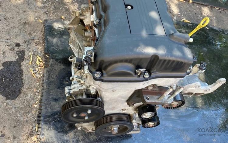 Двигатель на Митсубиси 4b11 2.0 литра за 330 000 тг. в Караганда