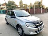 ВАЗ (Lada) Granta 2190 (седан) 2013 года за 2 300 000 тг. в Алматы – фото 2
