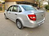 ВАЗ (Lada) Granta 2190 (седан) 2013 года за 2 300 000 тг. в Алматы – фото 3