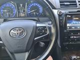 Toyota Camry 2014 года за 9 800 000 тг. в Петропавловск – фото 5