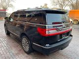 Lincoln Navigator 2019 года за 49 500 000 тг. в Алматы – фото 4