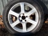 R17 (5*114.3) Один диск с шиной Запаска за 22 000 тг. в Алматы