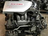 Двигатель Honda K24A 2.4 DOHC i-VTEC за 420 000 тг. в Алматы – фото 3