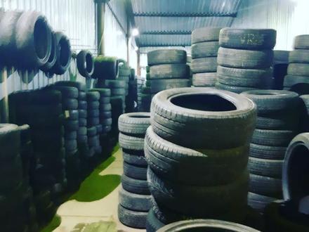 245/45 R18 шины за 15 000 тг. в Алматы – фото 6