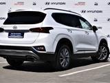 Hyundai Santa Fe 2019 года за 16 790 000 тг. в Костанай – фото 3
