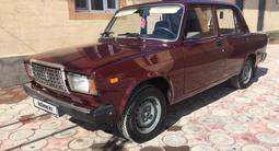 ВАЗ (Lada) 2107 2012 года за 1 150 000 тг. в Туркестан – фото 3