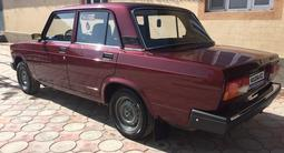 ВАЗ (Lada) 2107 2012 года за 1 150 000 тг. в Туркестан – фото 4