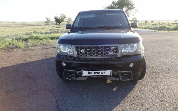Land Rover Range Rover Sport 2006 года за 4 600 000 тг. в Талдыкорган