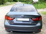 Lexus GS 350 2012 года за 11 500 000 тг. в Алматы – фото 3