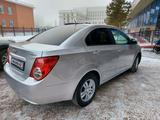 Chevrolet Aveo 2014 года за 3 800 000 тг. в Нур-Султан (Астана) – фото 2