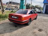 Audi 100 1992 года за 1 700 000 тг. в Алматы – фото 2