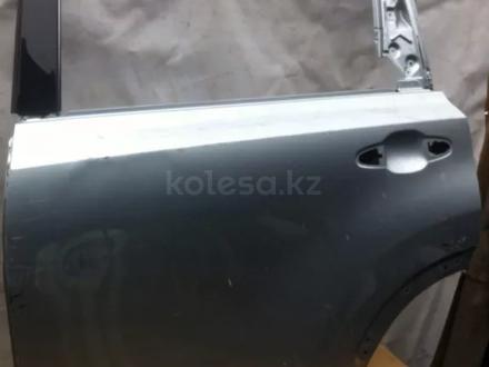Toyota Highlander 3 задняя левая дверь за 87 500 тг. в Алматы
