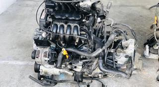 Контрактный двигатель Volkswagen Golf 4 объём 1.6 литра AKL. Из… за 200 220 тг. в Нур-Султан (Астана)