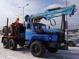 Урал  Лесовозный тягач 2008 года за 17 000 000 тг. в Челябинск