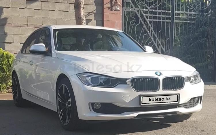 BMW 318 2013 года за 7 000 000 тг. в Алматы