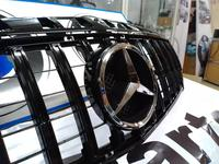 Mercedes-Benz w176 AMG GT black edition решетка радиатора 2013-2015 в Нур-Султан (Астана)