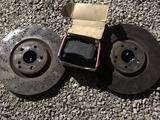 Тормозные передние диски с колодками за 20 000 тг. в Алматы