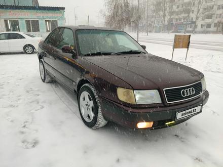 Audi 100 1993 года за 2 000 000 тг. в Нур-Султан (Астана) – фото 2