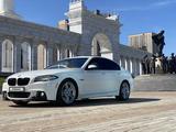 BMW 535 2015 года за 15 000 000 тг. в Нур-Султан (Астана) – фото 2