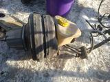 Вакуумный усилитель тормозов в сборе с главным тормозным цилиндром на… за 40 000 тг. в Алматы – фото 2
