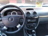 Chevrolet Lacetti 2008 года за 2 500 000 тг. в Костанай – фото 5
