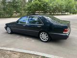 Mercedes-Benz S 420 1998 года за 4 400 000 тг. в Алматы – фото 5