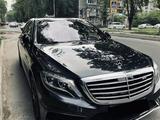 Mercedes-Benz S 500 2014 года за 26 000 000 тг. в Алматы – фото 3