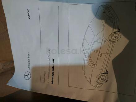 Брызговики передние на Мерседес за 16 000 тг. в Караганда – фото 3