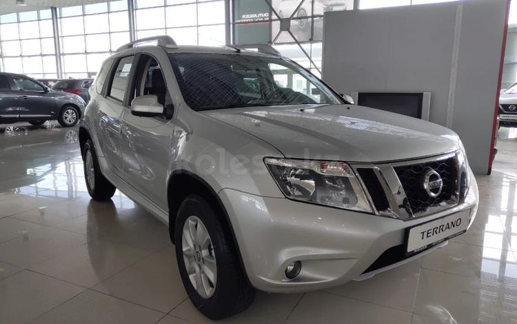 Nissan Terrano Comfort 1.6 4WD MT6 2021 года за 7 314 000 тг. в Караганда